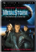 Metalstorm: The Destruction Of Jared-Syn (DVD)