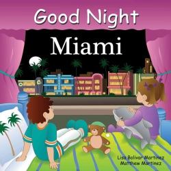 Good Night Miami (Board book)