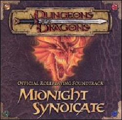 MIDNIGHT SYNDICATE - DUNGEONS & DRAGONS-OFFICIAL SOUNDTRACK