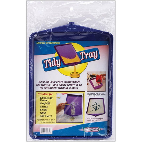 Large Crafting Tidy Tray
