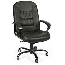 OFM Big and Tall Leather Executive Chair