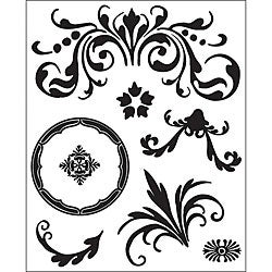 Origins Sensation Clear Self-cling Bitsy Stamp