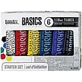 Basics 6-color Acrylic Paint Set