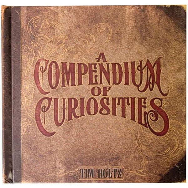 Idea-ology 'A Compendium of Curiosities' Idea Book