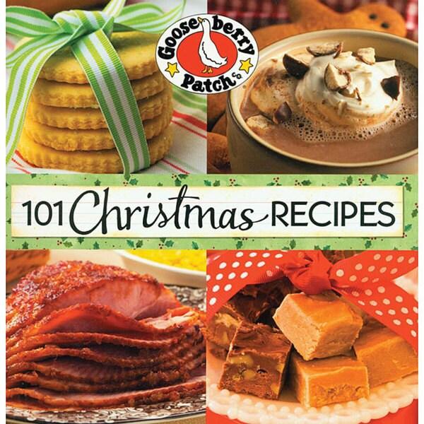 '101 Christmas Recipes' Cookbook