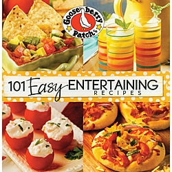 '101 Easy Entertaining Recipes' Cookbook