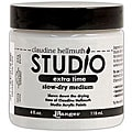 Studio Extra Time Slow-Dry Medium (4 oz Jar)