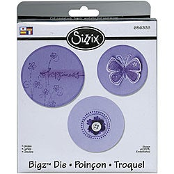 Sizzix Bigz BIGkick/ Big Shot 'Circles' Die