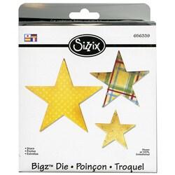 Sizzix Bigz BIGkick/ Big Shot 'Stars' Die