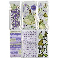 Disney 'The Princess and the Frog' Value Sticker Set