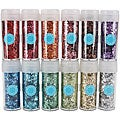 Martha Stewart Chunky Iridescent Glitter (Pack of 12)