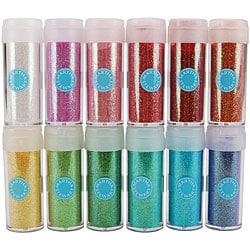 Martha Stewart Iridescent Glitter (Pack of 12)