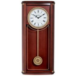 seth thomas wall clock with a pendulum