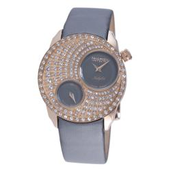 Haurex Italy Women's 'Nabylia' Crystal Watch