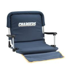 San Diego Chargers Deluxe Stadium Seat