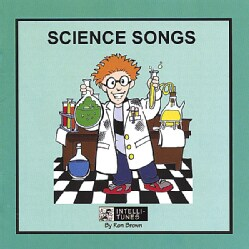 RON BROWN - SCIENCE SONGS