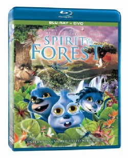 Spirit Of The Forest (Blu-ray/DVD)