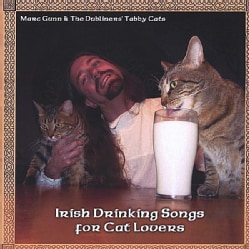MARC & THE DUBLINERS' TABBY CATS GUNN - IRISH DRINKING SONGS FOR CAT LOVERS