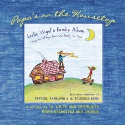 LESLIE VOGEL - PAPA'S ON THE HOUSETOP