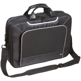 """V7 E-Lite CTE1-9N Carrying Case for 16"""" Notebook - Black, Gray"""