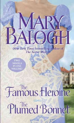 The Famous Heroine/ The Plumed Bonnet (Paperback)