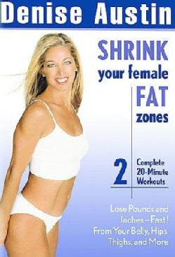 Shrink Your Female Fat Zones (DVD)