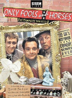 Only Fools and Horses: Complete Series 1-3 (DVD)