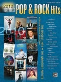 2010 Greatest Pop & Rock Hits: Piano/Vocal/guitar (Paperback)