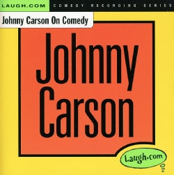 Johnny Carson - Johnny Carson on Comedy