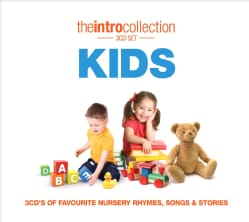 INTRO COLLECTION - KIDS-FAVOURITE NURSERY RHYMES SONGS & STORIES