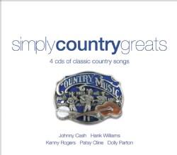 SIMPLY COUNTRY GREATS - SIMPLY COUNTRY GREATS