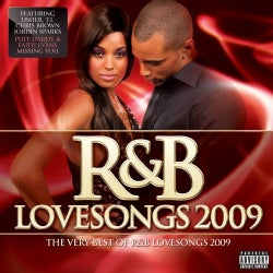 R&B LOVESONGS 2009 - R&B LOVESONGS 2009