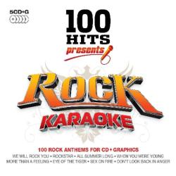 Various - 100 Hits: Karaoke Rock