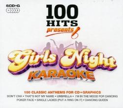 Various - 100 Hits: Karaoke Girls Night