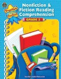 Nonfiction & Fiction Reading Comprehension: Grade 2 (Paperback)