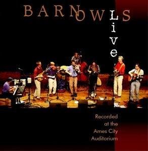 BARN OWL BAND - BARN OWLS LIVE