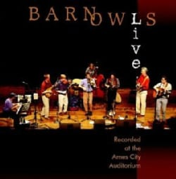 BARN OWL BAND - BARN OWLS LIVE