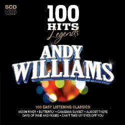 ANDY WILLIAMS - 100 HITS LEGENDS-ANDY WILLIAMS