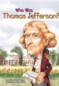Who Was Thomas Jefferson? (Paperback)
