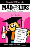 "Straight ""A"" Mad Libs (Paperback)"