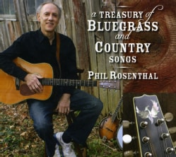 PHIL ROSENTHAL - TREASURY OF BLUEGRASS & COUNTRY SONGS