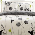 Perry Ellis Asian Lilly 3-Piece Comforter Set