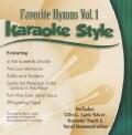 Karaoke Style - Favorites Hymns: Vol. 1