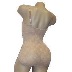 Nancy Ganz Beige Belly Band Body Shaper