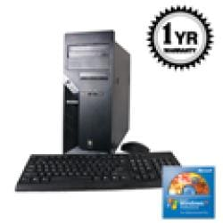 IBM 8811 Core 2 Duo 1.86GHz 400GB Desktop Computer (Refurbished)