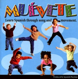 VARIED - MUEVETE- LEARN SPANISH THROUGH SONG & MOVEMENT