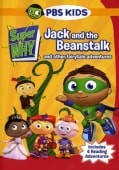 Super Why!: Jack And The Beanstalk And Other Fairytale Adventures (DVD)
