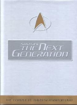 Star Trek: Next Generation Complete Third Season (DVD)