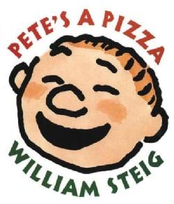 Pete's a Pizza (Board book)