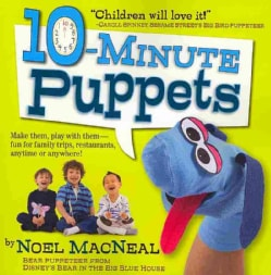 10-Minute Puppets (Paperback)